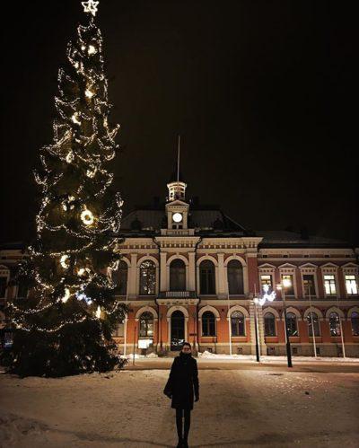 Terveisiä Kuopiosta!