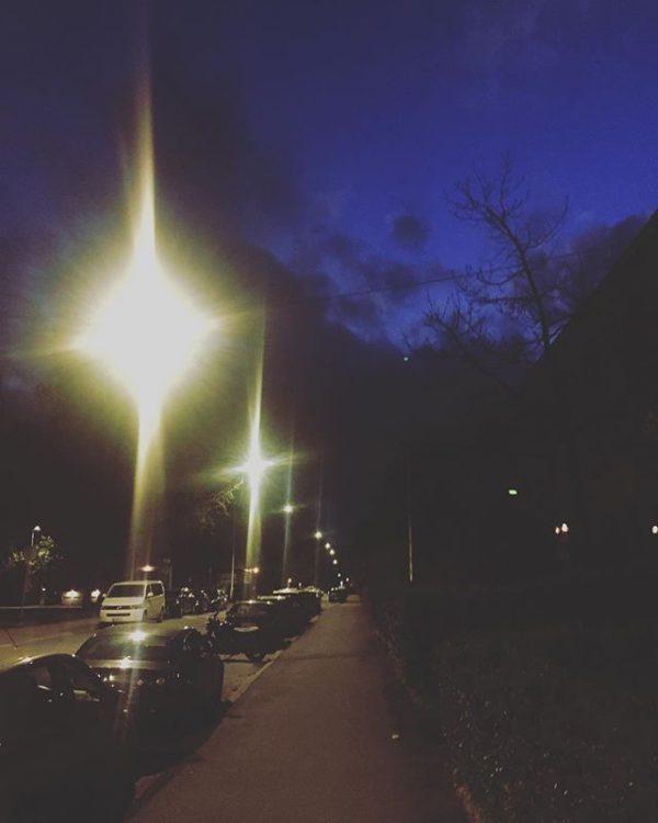 Kotiin ennen keskiyötä, ettei taika raukea